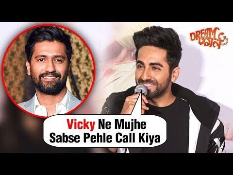 Ayushmann Khurrana Reaction On SHARING National Award With Vicky Kaushal Mp3