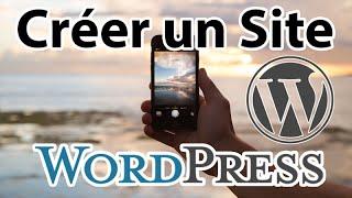 Comment créer un site Wordpress - 2016(Apprenez comment créer un Site Wordpress de A à Z en 2h : avec le meilleur thème Wordpress disponible ! Lien Hébergement: http://goo.gl/IFy6iJ (-33% ..., 2016-03-21T17:23:36.000Z)