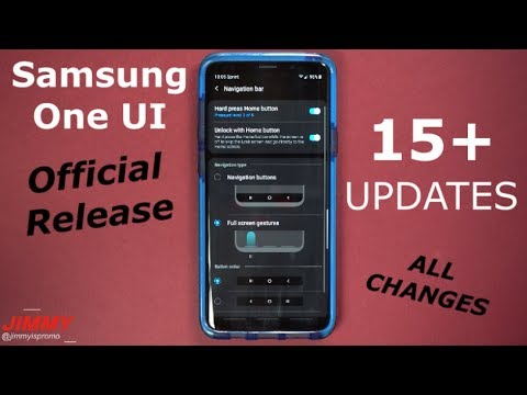 EVERYTHING New You Get With Samsung One UI