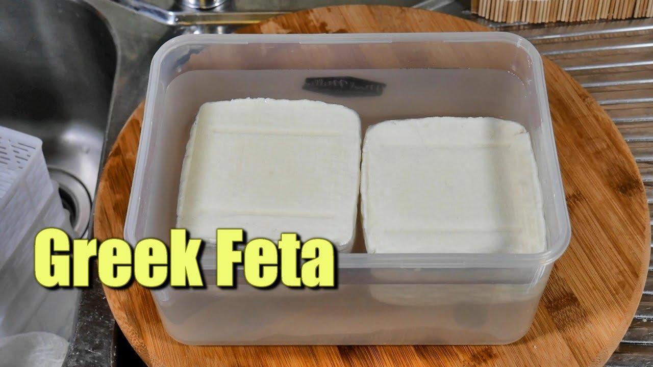How to Make Real Greek Feta