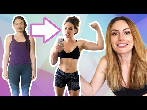 How I lost 9lbs Of Fat In 6 Weeks - My Fitness Journey!