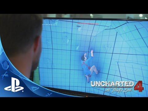 Uncharted 4 video extols the power of the PS4