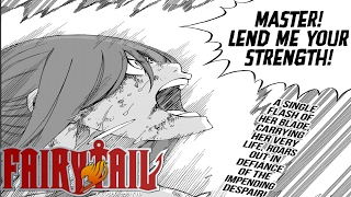 Fairy Tail Manga Chapter 518 Review/フェアリーテイルマンガ第518回レビュー