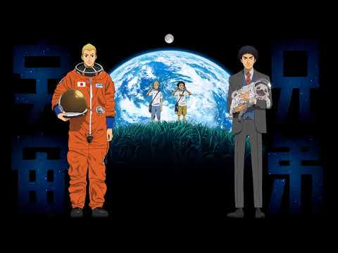 [OST] ANIME Space Brothers - Original Soundtrack