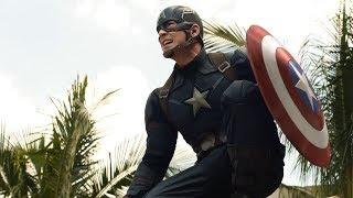 Капитан Америка против террористов. Начало фильма. Первый Мститель: Противостояние (2016)