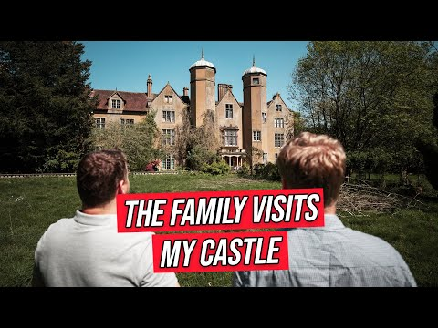 The Family Visits My CASTLE