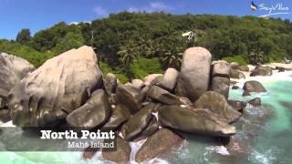 Superbes Seychelles - Vue Aérienne DJI Phantom 2 GoPro - Version 2