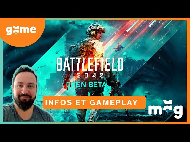 Gameplay et Infos sur Battlefield 2042