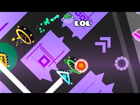 "Epic Effect! ""Supreme"" by CrispyCrepes & EnZore (Demon) l Geometry dash"