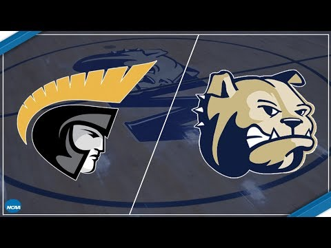 2018 South Atlantic Conference Women's Basketball - Anderson at #22 Wingate