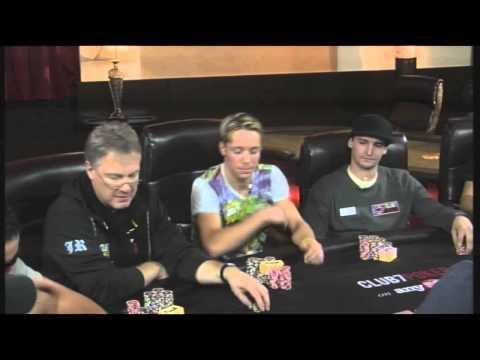 Poker-Bundesliga German 9 Episode 1 Part 1-3