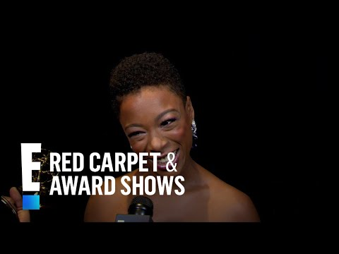 Samira Wiley Reacts to Creative Arts Emmy Win  E! Red Carpet & Live Events