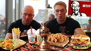 KFC - RULETKA KUPONÓW CHALLENGE | [Epic Random Meal]