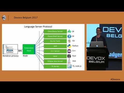 Developing Java applications using Visual Studio Code by Martin Aeschlimann