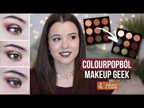 Az ördögi tervem! Colourpop ➡️ Makeup Geek ✨ Redesign sorozat 4. rész⭐️ Luca thumbnail