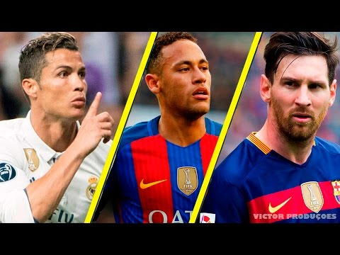 As Vítimas De Cr7, Neymar e Messi ● JOGADORES SENDO DESTRUÍDOS ● Pura Loucura | HD