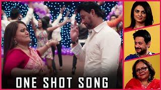 Chimani Chimani Song Shot In One Take! | Watch How | Swapnil Joshi | Laal Ishq Marathi Movie