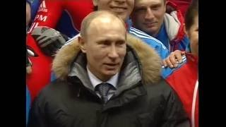 Такого как Путин. Клип.