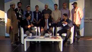 Last Session mit dem Nat. Vors. von MTA Deutschland Herrn Muzzaffar Ahmad zum German Webstream