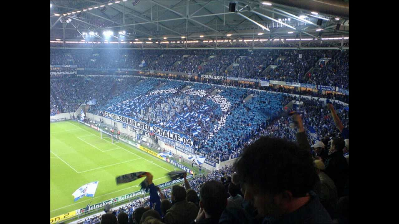 Schalke Lieder Steht Auf Wenn Ihr Schalker Seid Youtube