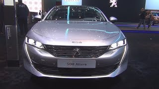 Peugeot 508 Allure (2018) Exterior and Interior