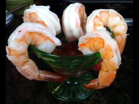 making seafood