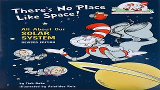 📚 There's No Place Like Space All About Our Solar System Read Aloud Books For Children Bedtime