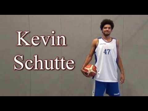 National Team: Kevin Schutte 2017.