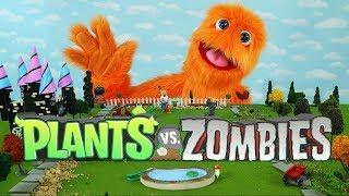 Растения против зомби сад войны 2 анимации игрушки эпизод 2 Игрушка Игры для детей