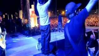 Chicosci - Magasin feat. Chito Miranda and Rico Blanco (Tanduay Rhum Rockfest Cebu 2012)