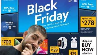 Walmart's Best Black Frİday 2019 Deals