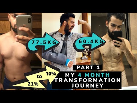 transformation-in-4-months-|-reduce-body-fat-percentage-|-fat-fit-to-lean-fit