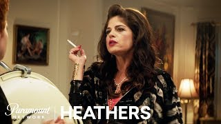 'Selma Blair as Heather Duke's Stepmom' Official Preview | Heathers | Paramount Network