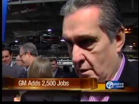 GM announces jobs