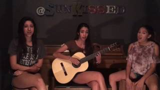 """Andy Grammer - """"Fresh Eyes"""" (SunKissed Acoustic Cover)"""