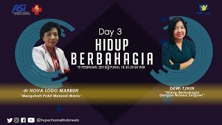 KKR NET ASi 2019 DAY 3   Hidup Berbahagia dengan Manna Surgawi