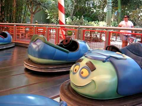 lame bumper cars at disneyland youtube. Black Bedroom Furniture Sets. Home Design Ideas