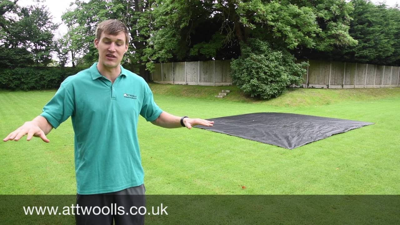 What is a tent footprint?  sc 1 st  YouTube & What is a tent footprint? - YouTube
