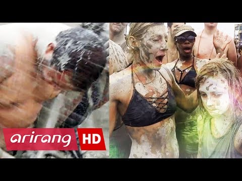[4 Angles] The Boryeong Mud Festival, a Global Celebration
