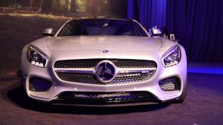 Mercedes: Usher Arrives in the All-New Mercedes-AMG GT S