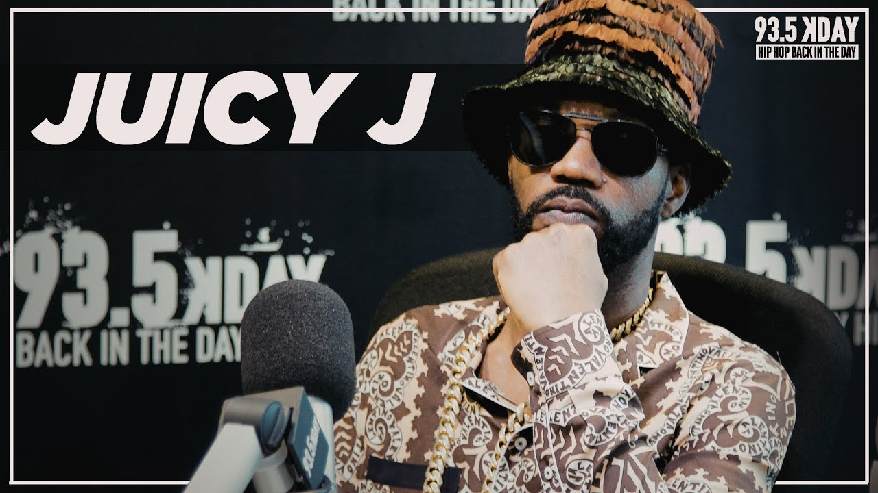 Juicy J Mixtape 2019