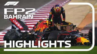 2020 Bahrain Grand Prix | FP2 Highlights