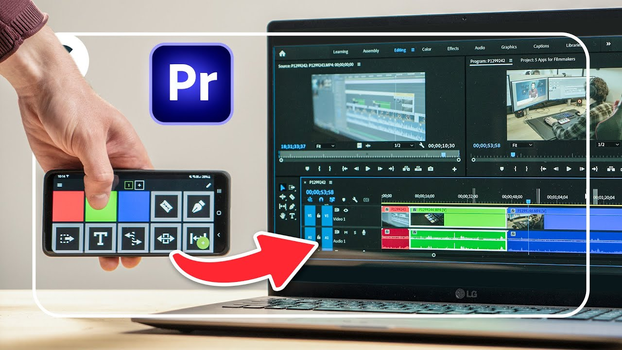 5 Free APPS Every Filmmaker / Editor NEEDS To Have