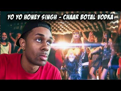 Chaar Botal Vodka Full Song Feat. Yo Yo Honey Singh, Sunny Leone | Ragini MMS 2 reaction