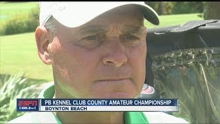 Jimmy Key mastering game of golf
