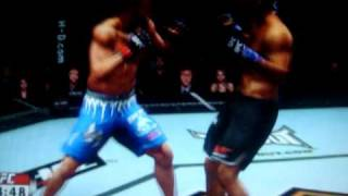 UFC Undisputed 2009 Gameplay