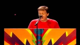 Paul McCartney - You Never Give Me Your Money