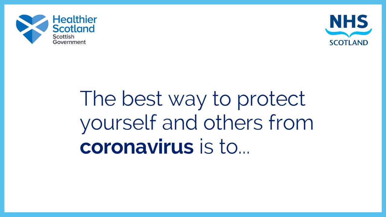 Advice About Coronavirus Age Scotland