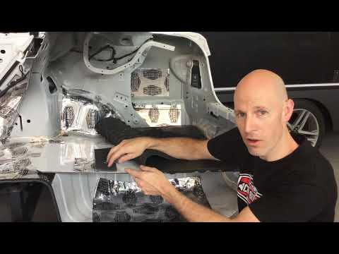 The basics to sound deadening in cars. What should I use to control sound and heat in my car?