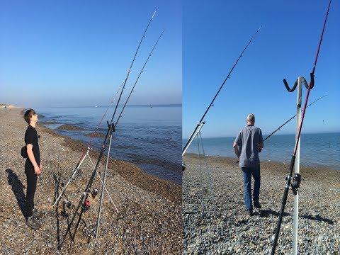 North Norfolk Weybourne Fishing May 2018